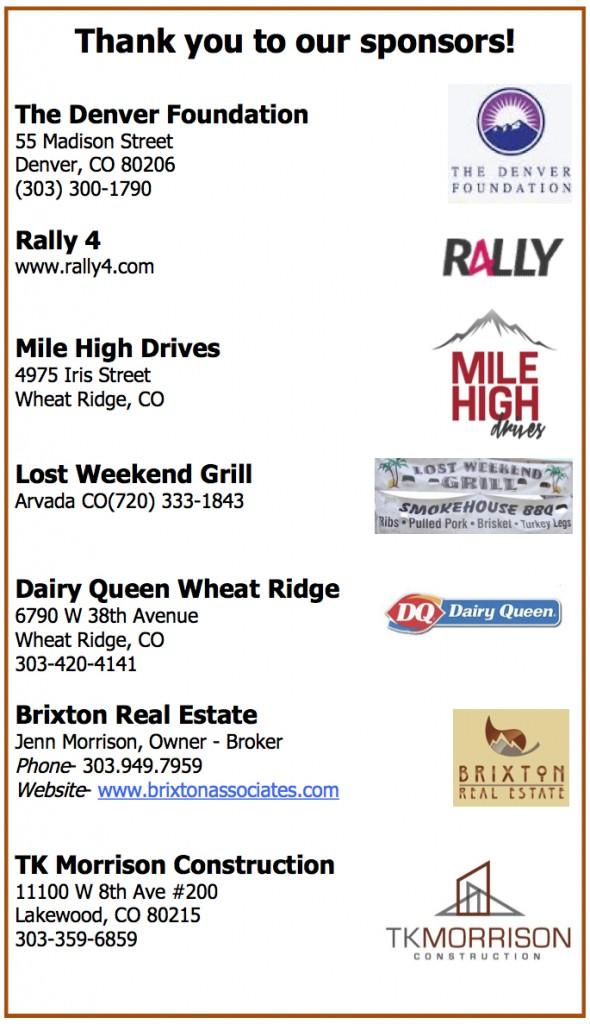 Car Show Sponsors
