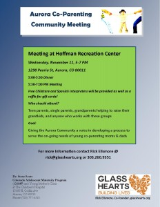 Aurora Co-Parenting Comm. Meeting